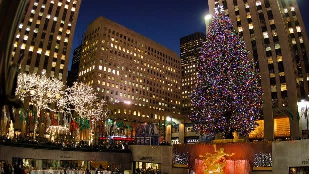 Rockefeller Center  - Photo by NYS ESD