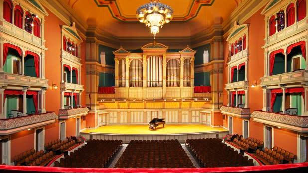 Troy Savings Bank Music Hall