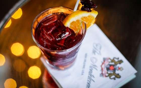 Carousel Bar Reveillon Cocktail
