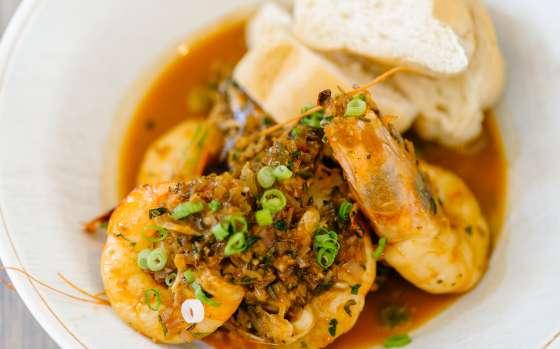 BBQ Shrimp - Rosedale