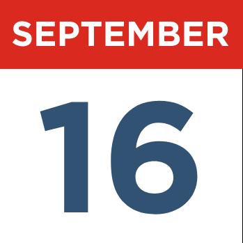 September 16