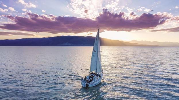 Utah Lake Sailing