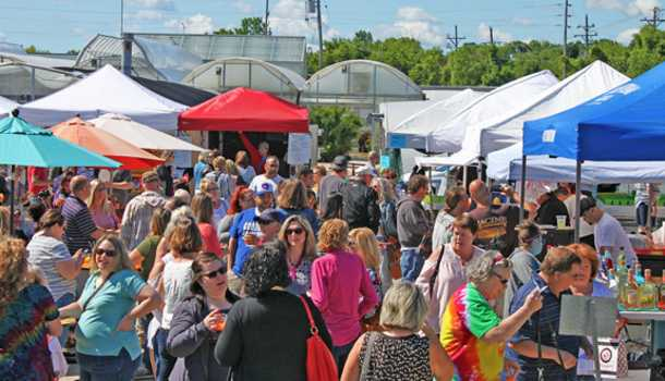 Farmers Markets & Stands in Racine County