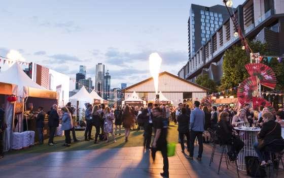 Event Southwharf