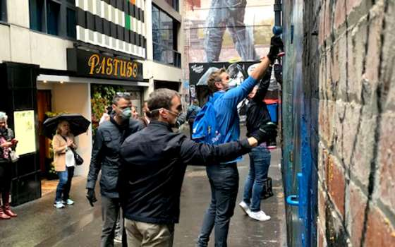 Winter incentive groups heat-up in Melbourne