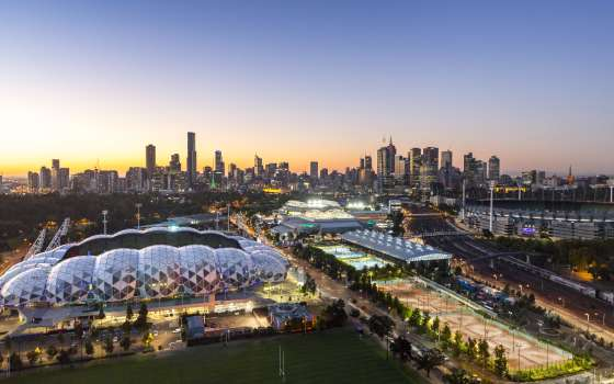 A triple win for Melbourne, securing high-profile business events