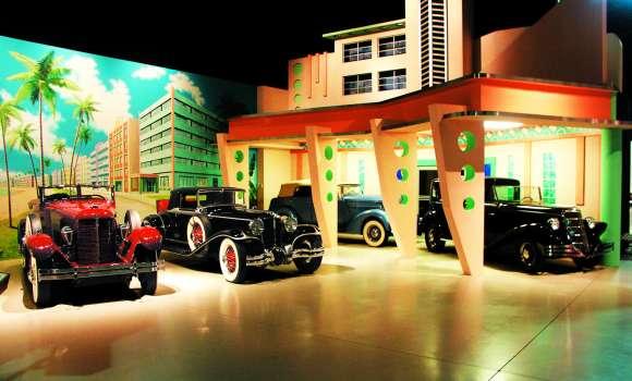 Antique Automobile Club of America Museum (AACA)