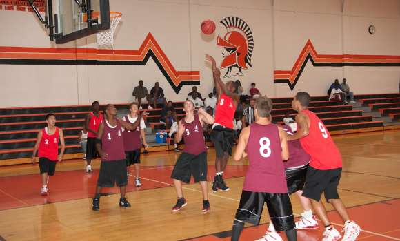 Sport York - Basketball