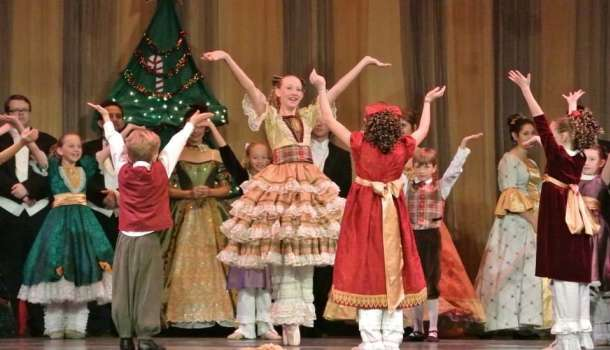 Wilmington Ballet Co. Nutcracker
