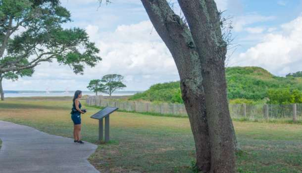 Fort Fisher State Historic Site