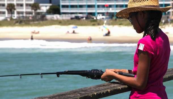 Kure Beach Fishing Pier
