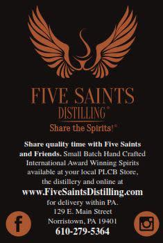 FIve Saints Recovery PKG Ad