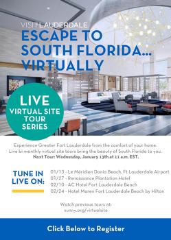 Fort Lauderdale virtual tours