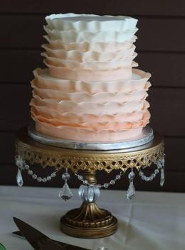 Hannah's Wedding Cake