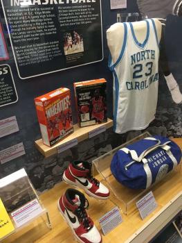 CF Museum - Michael Jordan case