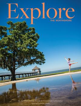 Explore the Northshore Visitor Guide, Edition 5, Cover