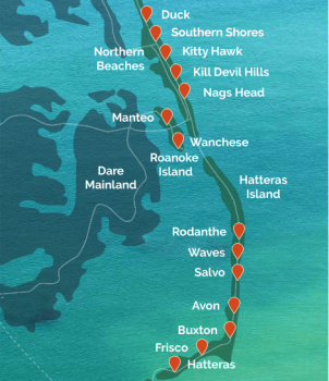 Map OBX