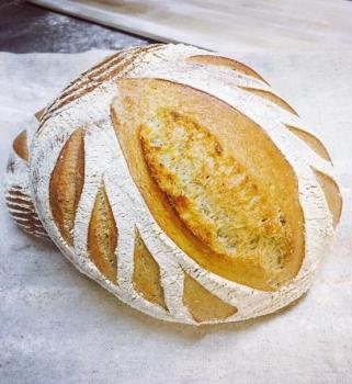 9 Bean Rows Artisan Bread