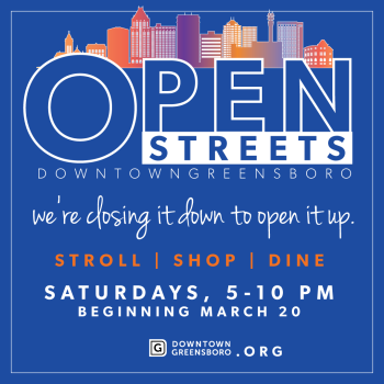 Open Street Spring 21