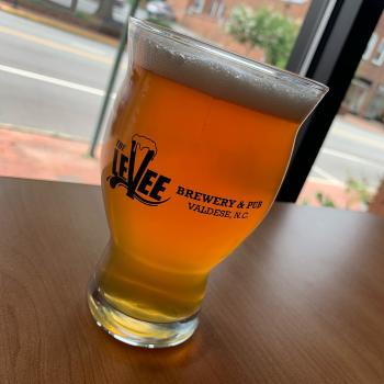 Levee Brewery- Glass
