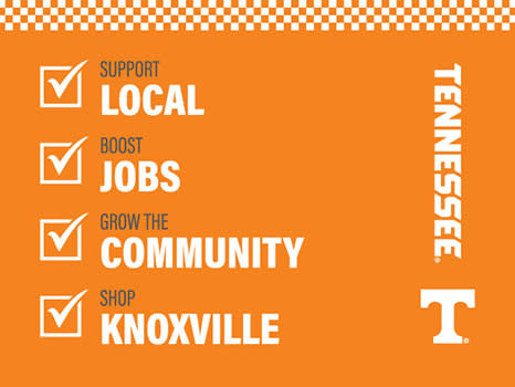 Shop Knoxville Graphic