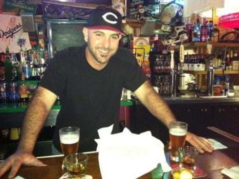 O'Hara's Bar bartender