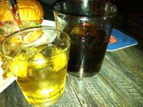 Drinks at Haven Gastropub