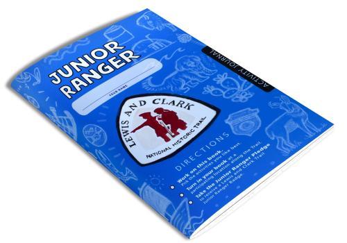 Lewis and Clark Jr. Ranger Program Booklet