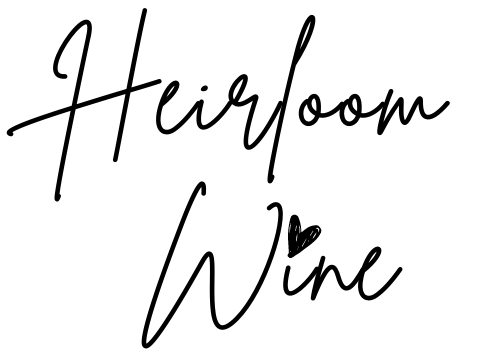 Heirloom wine logo