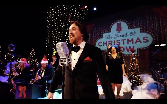grand ol christmas show PAC 2021