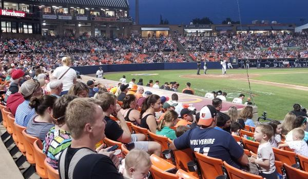 Frederick Keys Game