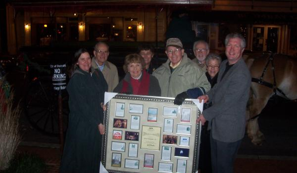 Church Tour Anniversary