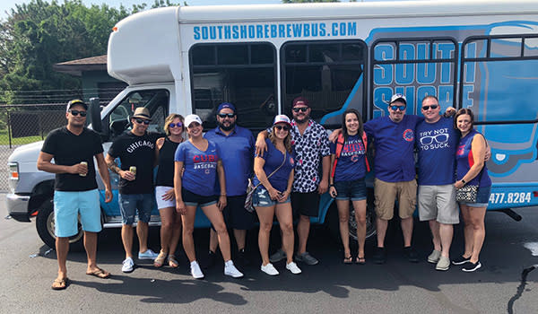 South Shore Brew Bus group
