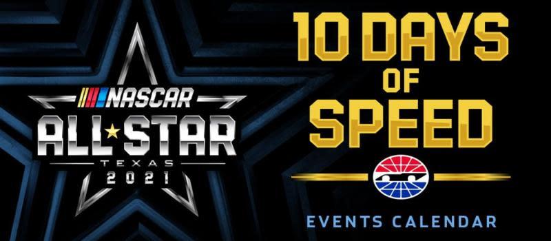 10 days of speed