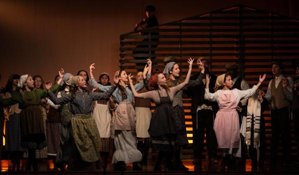 Fiddler on the Roof presented by Inspiration Stage