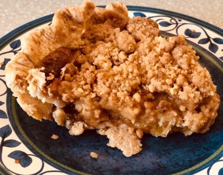 Oasis Diner apple pie