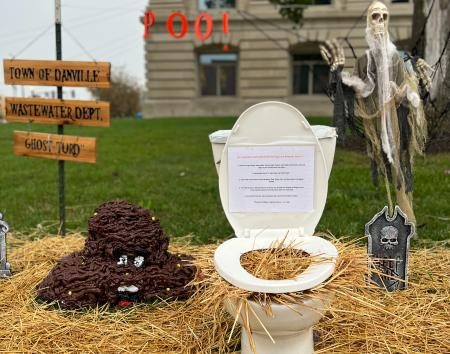 This kind of creativity makes seeing the annual Scarecrow Display an annual tradition.