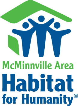 McMinnville Area Habitat for Humanity logo