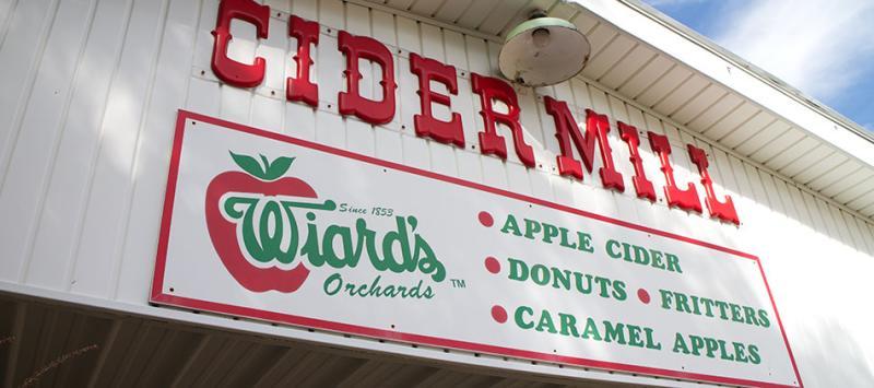 Wiard's Cider Mill