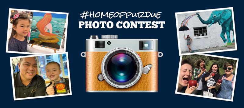 #homeofpurdue Photo Contest