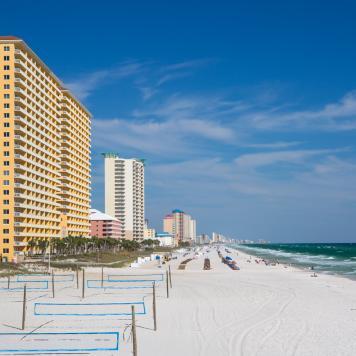 Panama City Beach Condos Vacation Rentals In Pcb