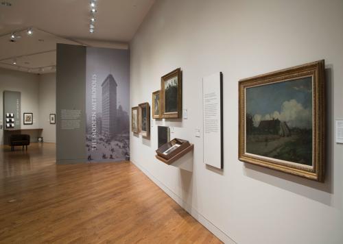 Delaware Art Museum Re-Imagined Galleries