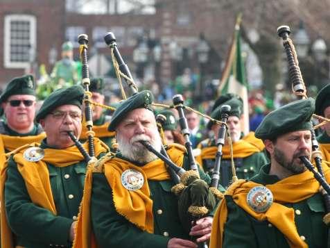 Newport St. Patrick's Day Parade_Newport_Newport County