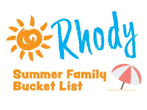 Rhody Summer Bucket List