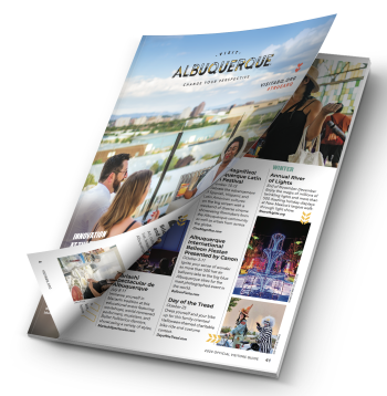 2020 Visit Albuquerque Official Visitor Guide