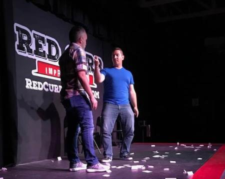 Red Curb Comedy, Jon Colby, Will Pfaffenberger