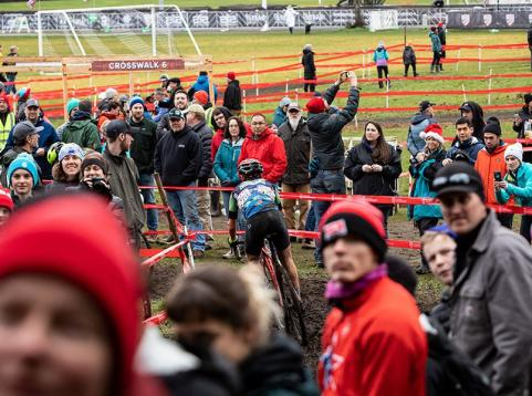 Cyclocross Crowd