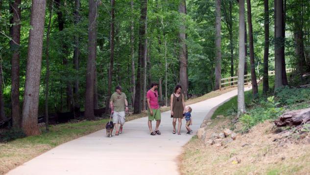 Tanyard Branch Trail