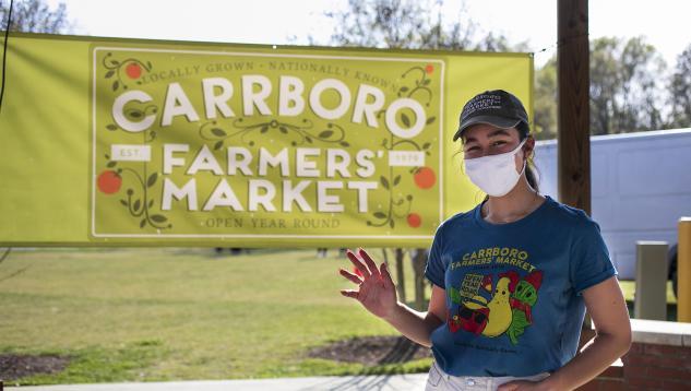 Carrboro Farmers Market Staff
