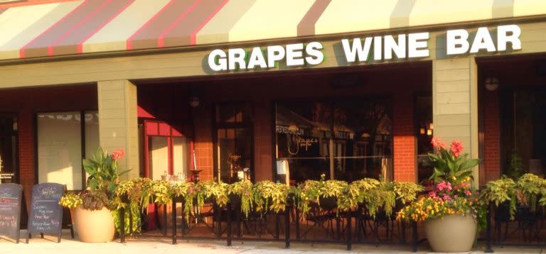 Grapes Wine Bar